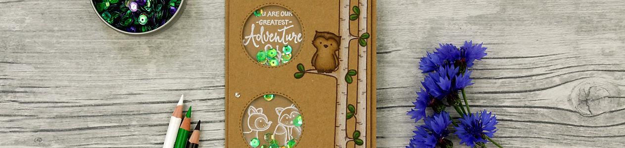 wieesmirgefaellt.de | Tierisches zum Schütteln - shaky animals | Woodland Wonders Avery Elle - Mushroom Medley Jillibean Soup | danipeuss.de