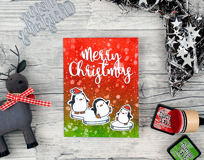 wieesmirgefaellt.de | Die Pinguine sind los - The penguins are coming | Mama Elephant Artic Penguins