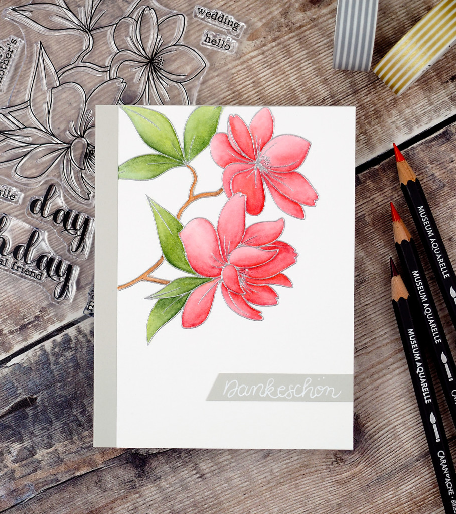 Dankekarten - Thank you cards | Clearlybesotted